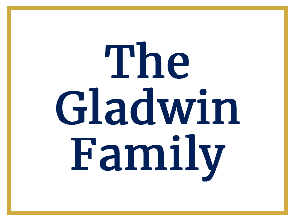 Sponsors The Gladwin Family