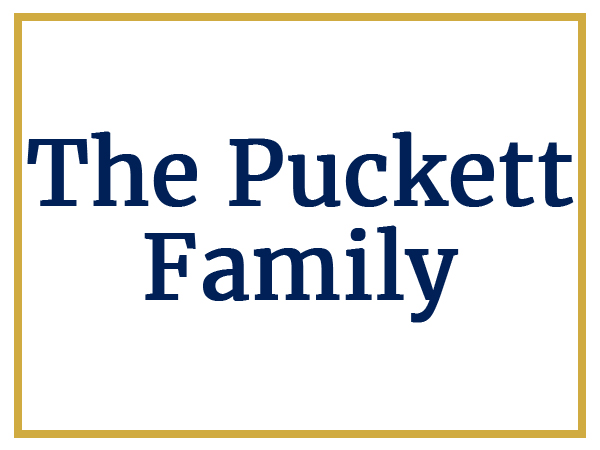 Sponsors The Puckett Family